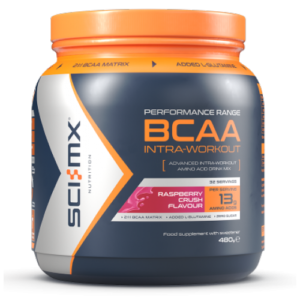 BCAA intra workout